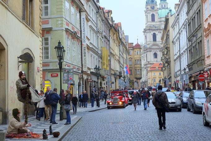 プラハを最短で回るなら3泊5日