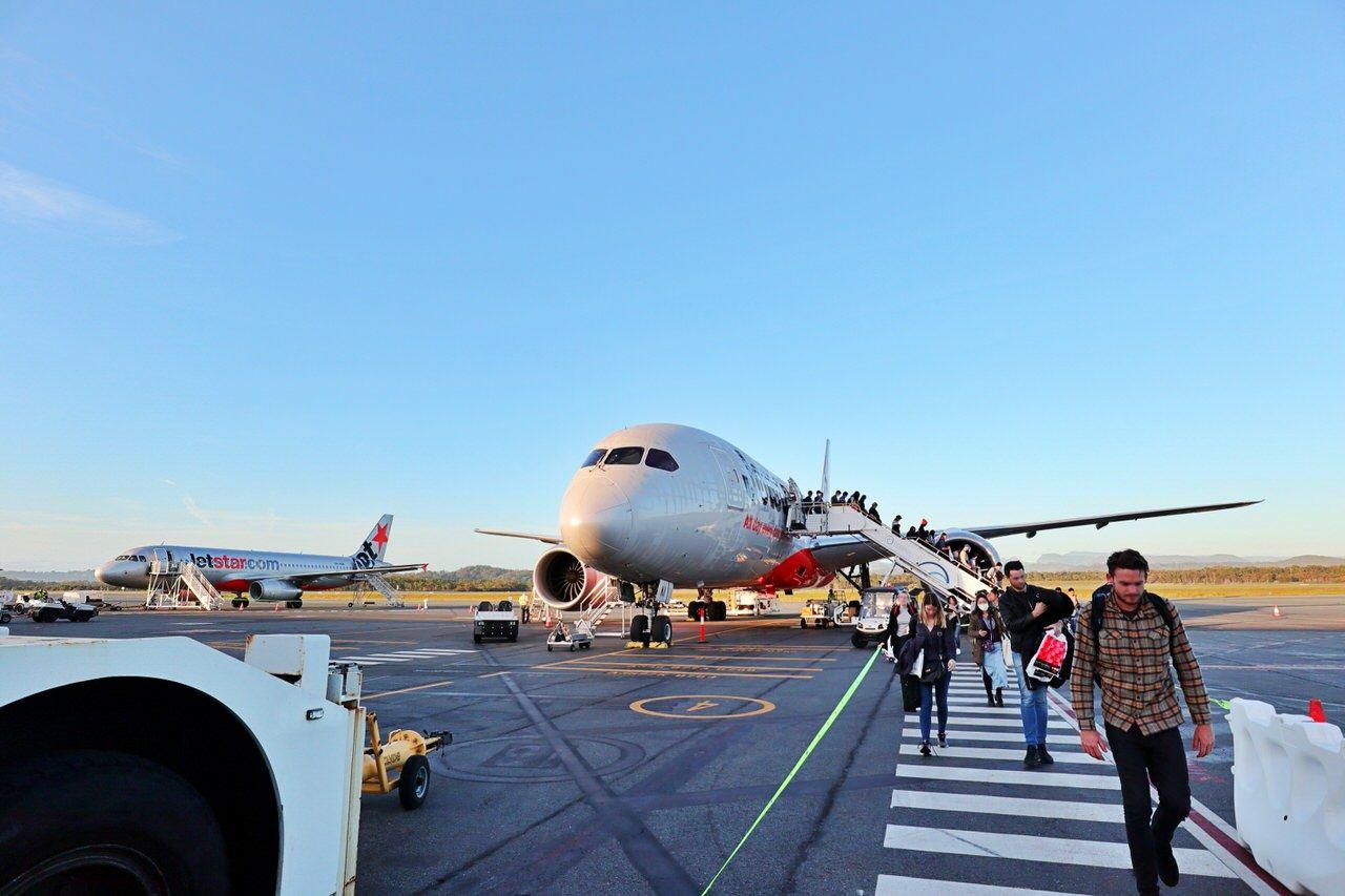 ゴールドコースト空港で入国時のポイント