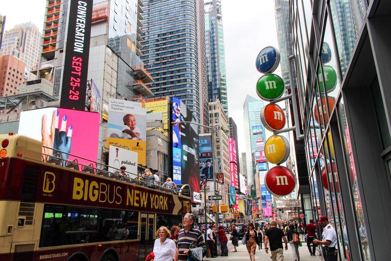 ニューヨーク旅行に必要な予算は?渡航費・滞在費・物価・現地での節約方法