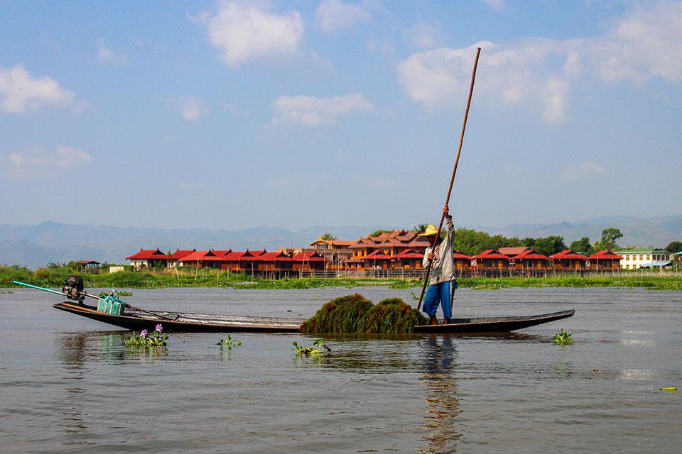 ミャンマーのインターネット事情