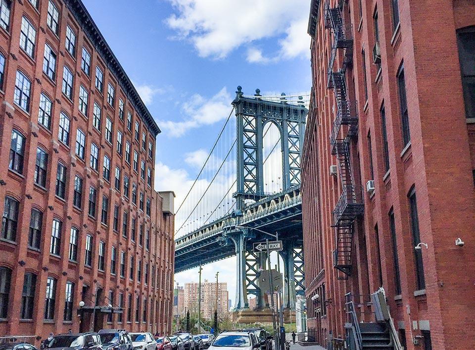 まずはニューヨークの街を知ろう!