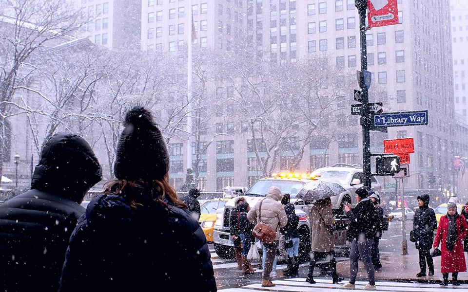 ニューヨーク観光の服装・持ち物を季節ごとに解説