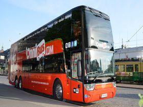 フィンランドで奇跡の格安運賃!長距離バス会社「オンニバス」