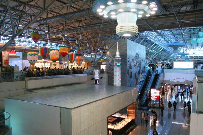 桃園と松山 どちらの空港がお勧めか?