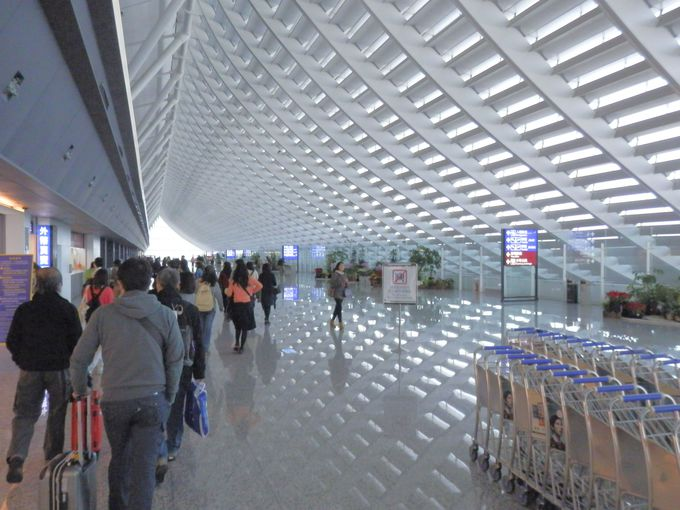 台北の表玄関としてなじみの深い台北桃園空港