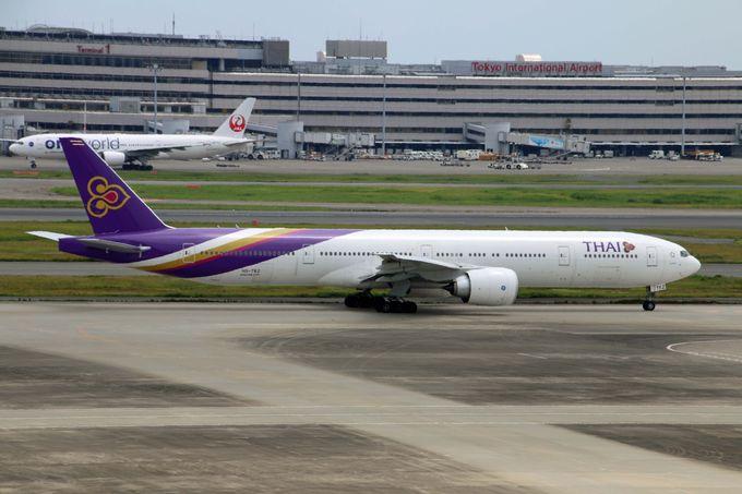 タイ国際航空のプロフィール