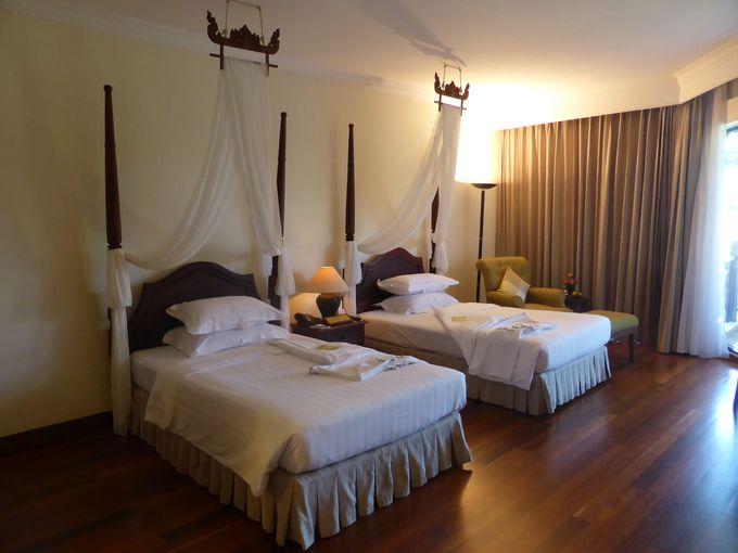 カンボジアではホテルにこだわろう