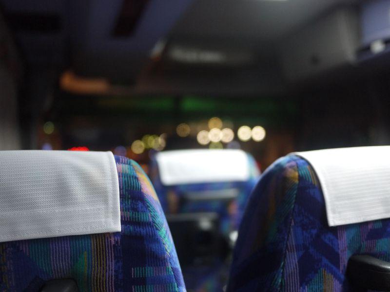 高速バス・夜行バスを快適に!便利グッズと裏技教えます!