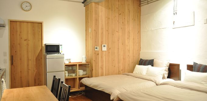 アパートタイプのおすすめAirbnb