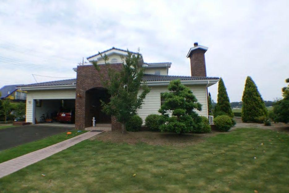 6.ピアノルームもあるアメリカンハウスを一軒家貸し切りで