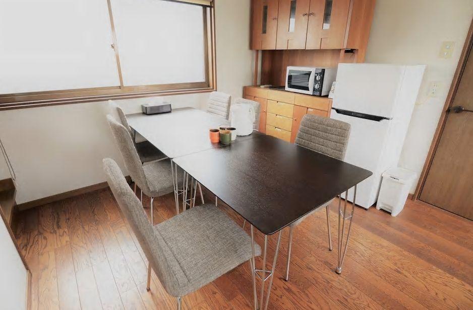 6.近江八幡市にある4DKの一軒家貸切、最大9名まで宿泊可