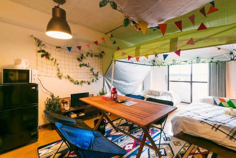 博多祇園山笠行くなら民泊に泊まろう!Airbnbで予約できるおすすめ7選