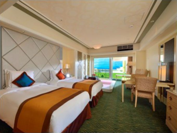 3.Okinawa Spa Resort EXES(沖縄スパリゾート エグゼス)