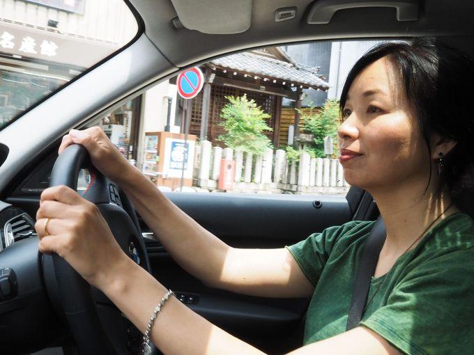 早速、岐阜県へ弾丸ドライブへ!
