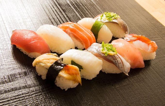 10位.寿司食べ放題