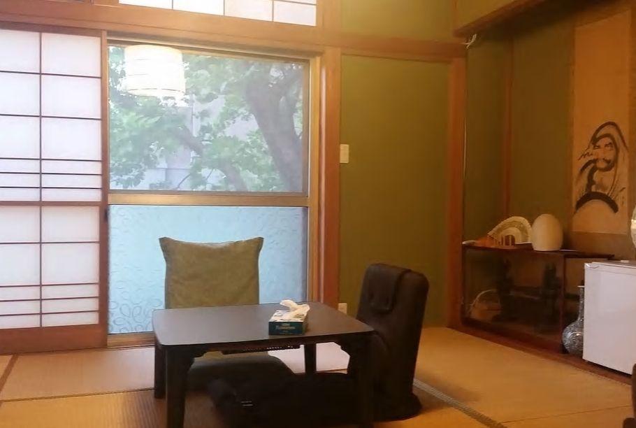 4.一軒家、畳の和室で足を伸ばして寛げるのが魅力