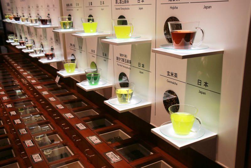 1日目11:20頃:「ふじのくに茶の都ミュージアム」