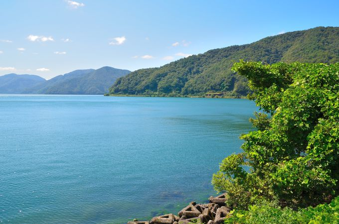 琵琶湖へのアクセス、まわり方