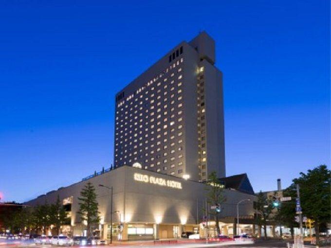 1. 京王プラザホテル札幌