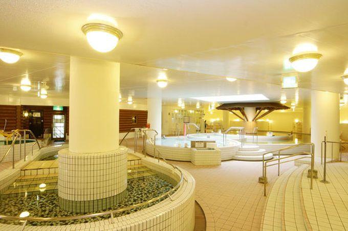 10. シャトレーゼガトーキングダムサッポロ ホテル&スパリゾート