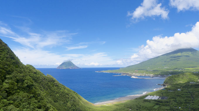 八丈島への行き方、島内のまわり方