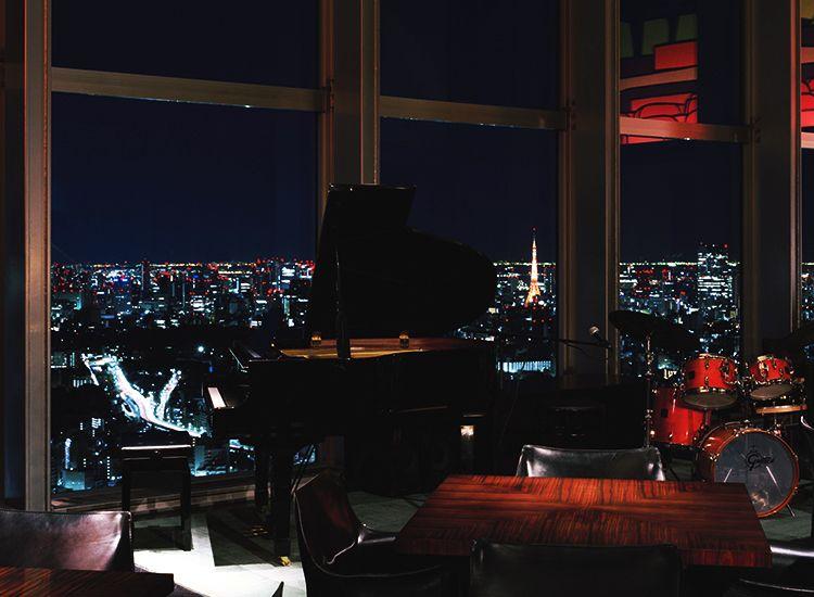 4.音楽に耳を傾けながら食事・お酒を楽しめる「パーク ハイアット 東京」