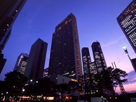 日帰りじゃもったいない!カップルが泊まるべき新宿のホテル8選