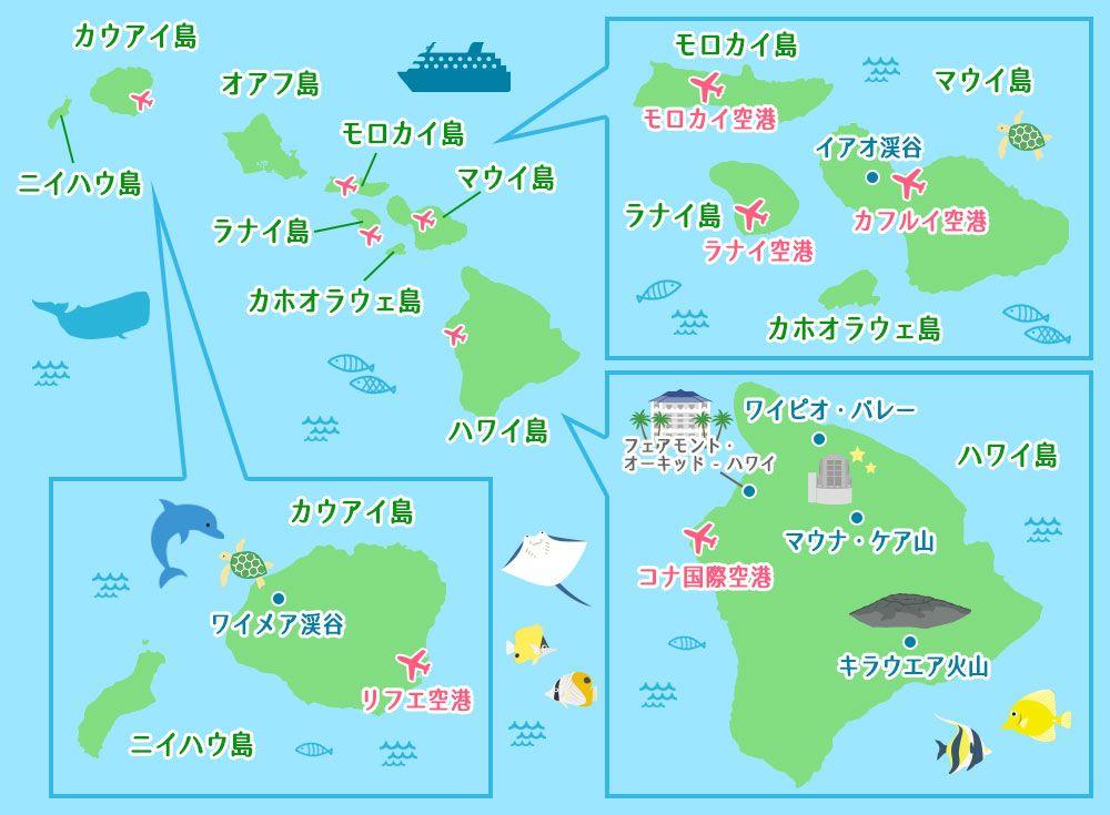 1.ハワイってどんなところ