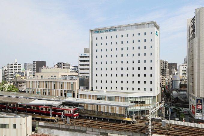 8.京急EXイン 京急川崎駅前