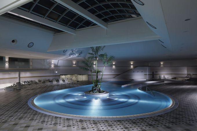 思い切り泳ぎたい人におすすめの屋内プール付き「リーガロイヤルホテル(大阪)」
