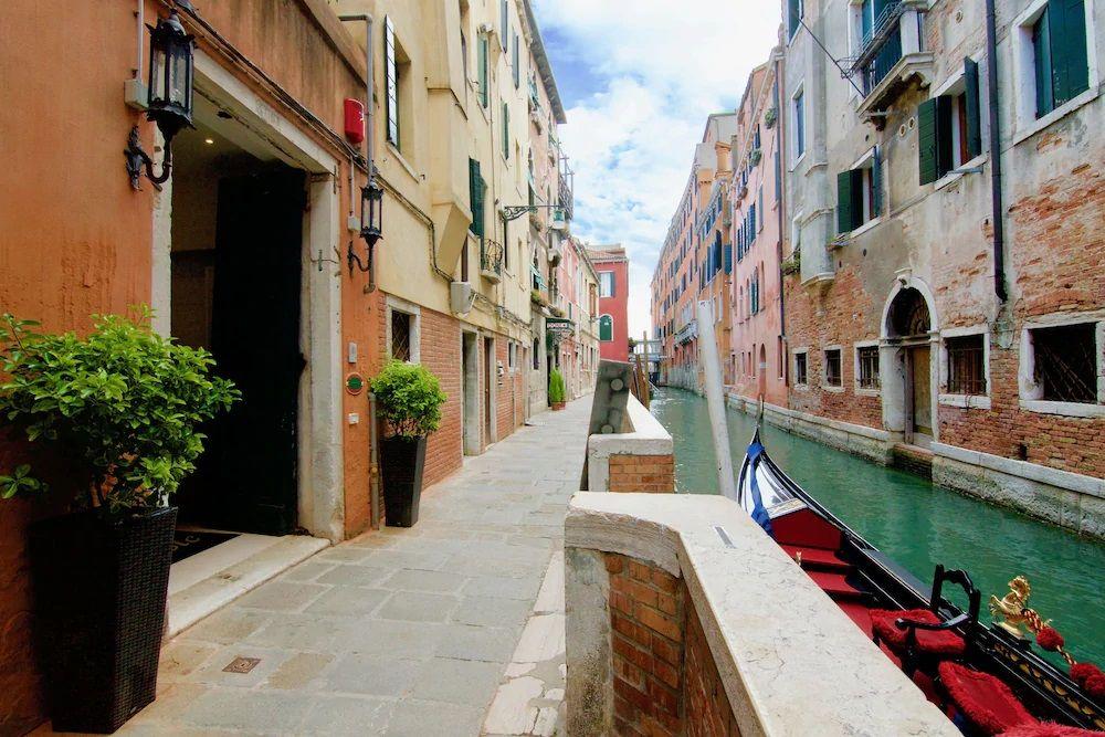 美しい「水の都」イタリア・ベネチアの厳選ホテル10選