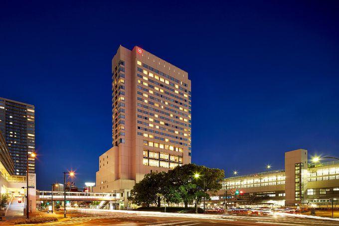1.シェラトングランドホテル広島
