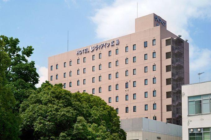 2.ホテルヴィアイン広島