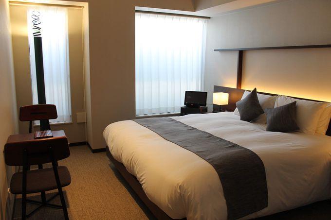 ポイント10・日本のホテルであること
