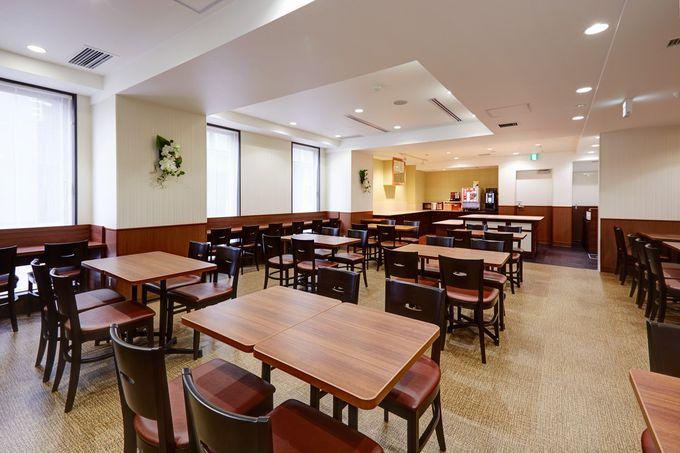 朝食が待ち遠しい「ベッセルイン博多中洲」