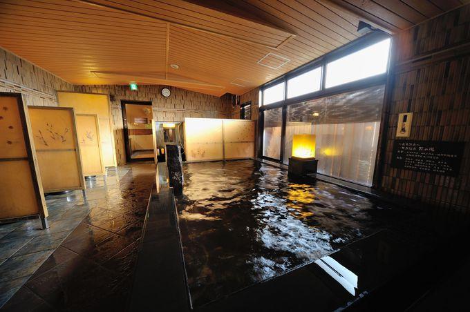 サウナを利用できる「天然温泉 萩の湯 ドーミーイン仙台駅前」