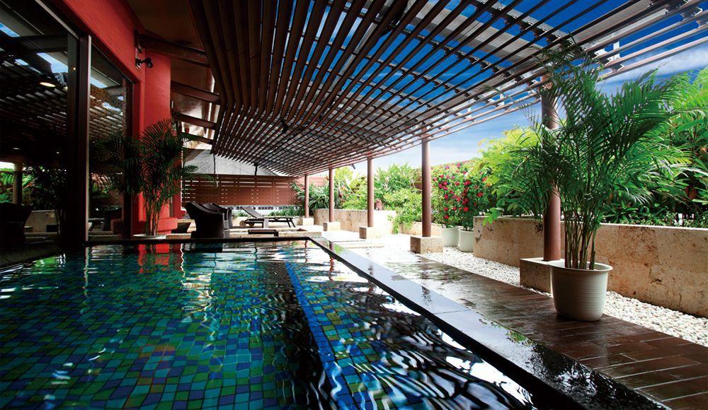滞在型リゾートホテル「ロワジール スパタワー 那覇」