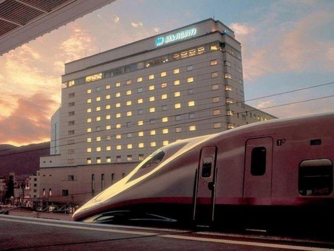 1.ホテルメトロポリタン長野
