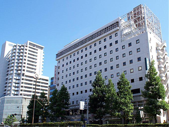 9.岡山ワシントンホテルプラザ