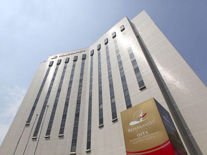 9.レンブラントホテル大分