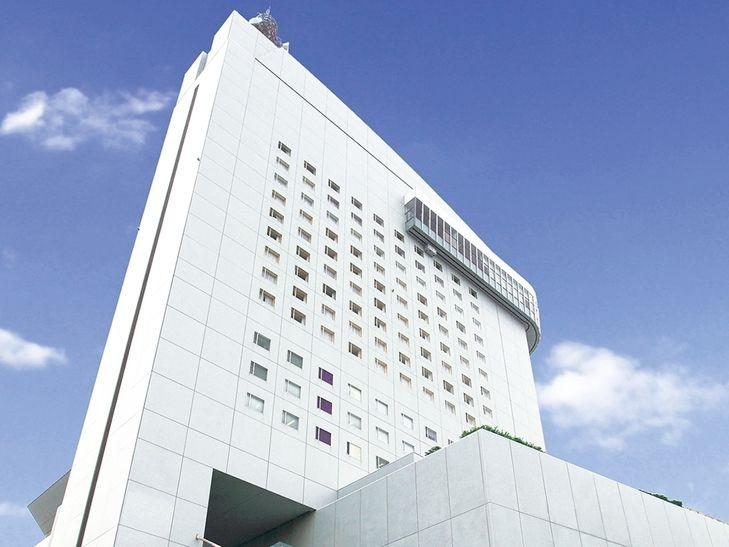 4.ホテル日航大分 オアシスタワー(旧:大分オアシスタワーホテル)