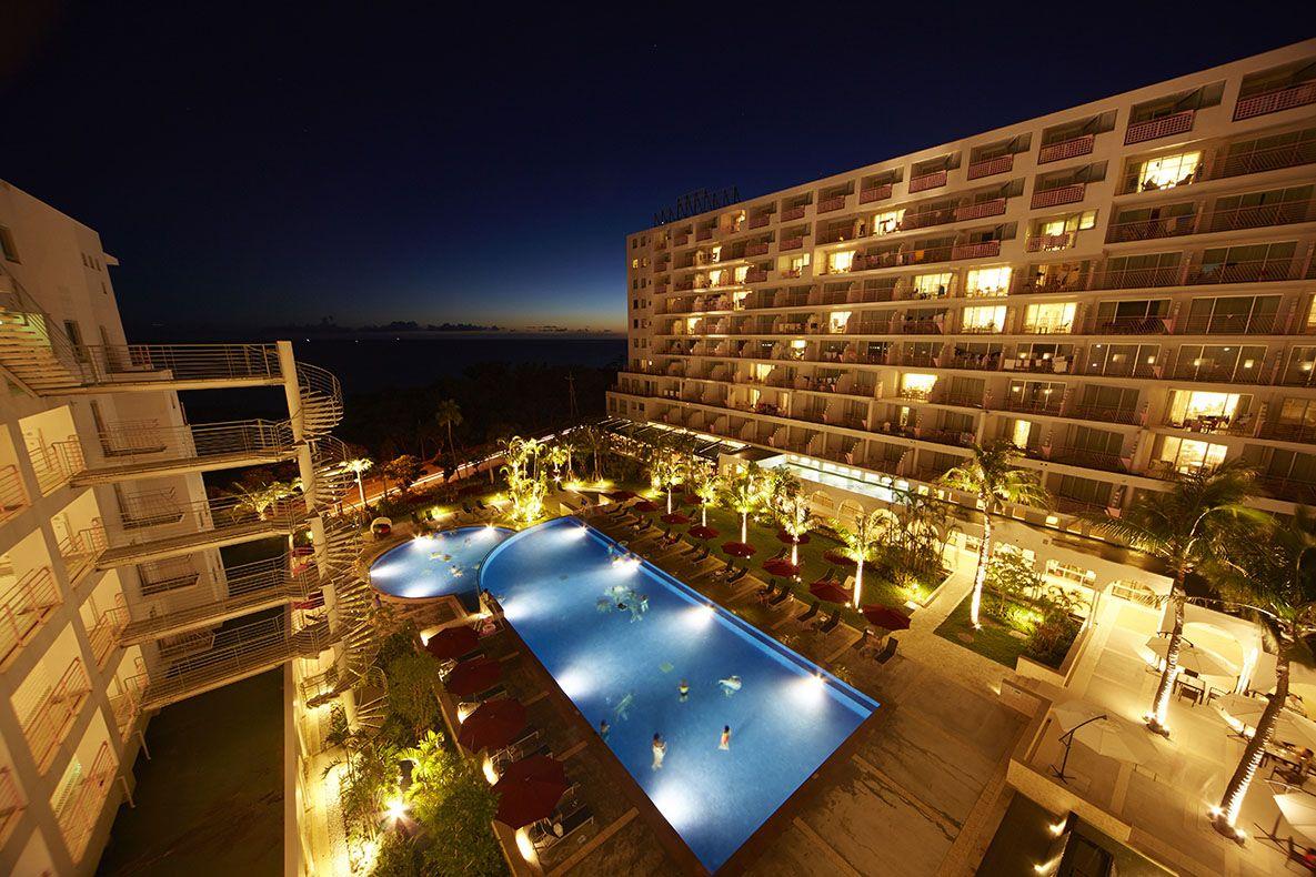 子供も大人も楽しめる「ホテルマハイナ ウェルネスリゾートオキナワ」