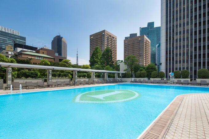 スナックで食事を楽しめる「ANAインターコンチネンタルホテル東京」
