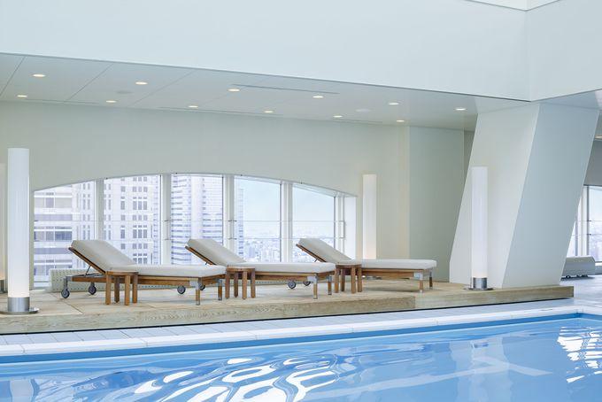 ホテル最上階で満喫できる「ハイアットリージェンシー東京」