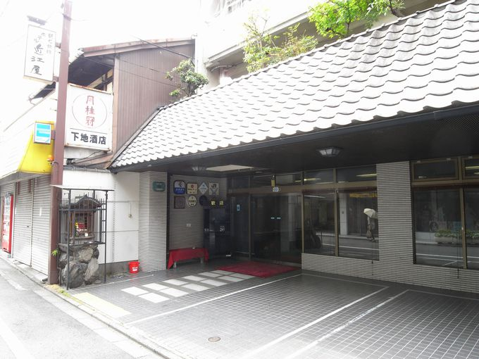 12.全室和室の懐かしい空間が広がる「観光旅館ホテル近江屋」