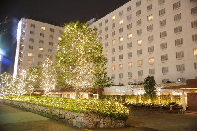 心を込めたおもてなしを受けられる「新・都ホテル」
