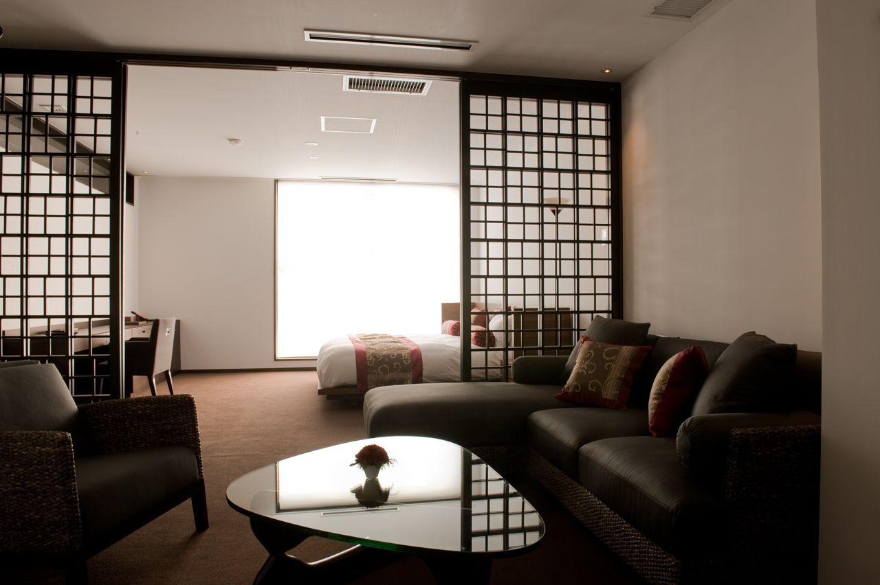 4.京都を感じられるデザイナーズホテル「KIZASHI THE SUITE」