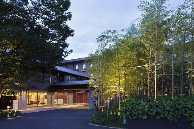 庭園を眺めて贅沢なひと時を過ごせる「ハイアット リージェンシー 京都」
