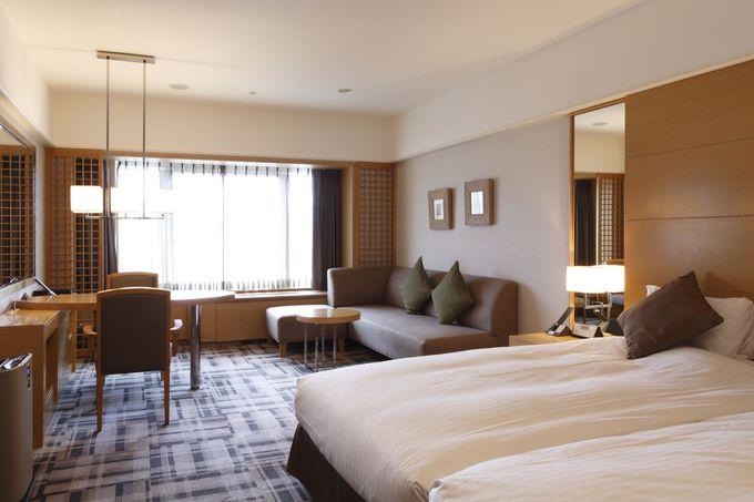 京都御所から徒歩約5分「京都ブライトンホテル」