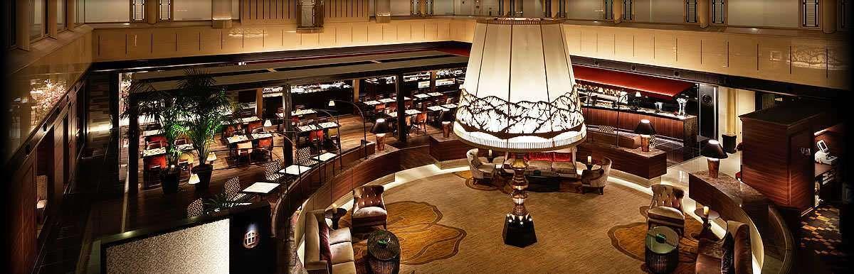 優雅に食事やお酒を満喫できる「京都センチュリーホテル」